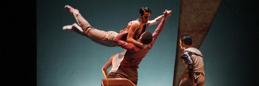 Eugenio Scigliano/Aterballetto - Don Q. Don Quixote De La Mancha