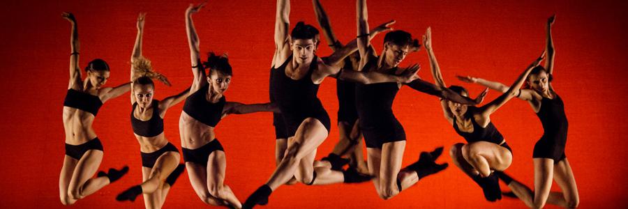 Michele Pogliani, Giorgio Madia, Paolo Mangiola, Gianluca Schiavoni/Balletto di Roma - The Arena Love